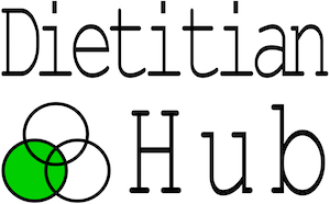 DietitianHub logo - Founders Live PDX / Portland