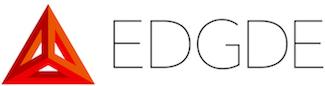 EDGDE logo - Founders Live PDX / Portland