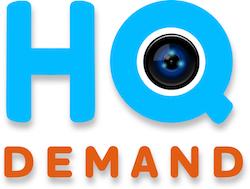 HQDemand logo - Founders Live PDX / Portland