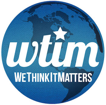 We Think It Matters logo - Founders Live PDX / Portland