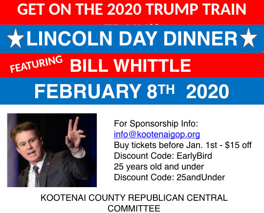2020 Trump Train with Bill Whittle