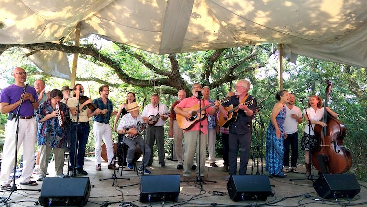 Live Oak Stage by Ann Ehringhaus