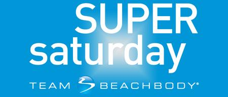 Super Saturday + Beachbody Leadership Training with Nate...