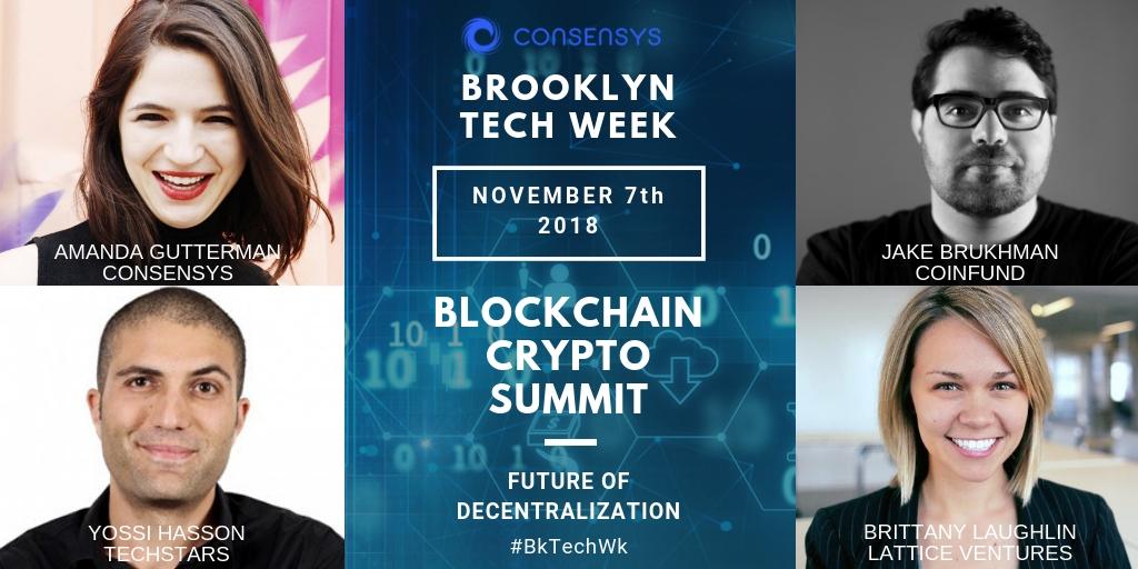 Blockchain Crypto Summit