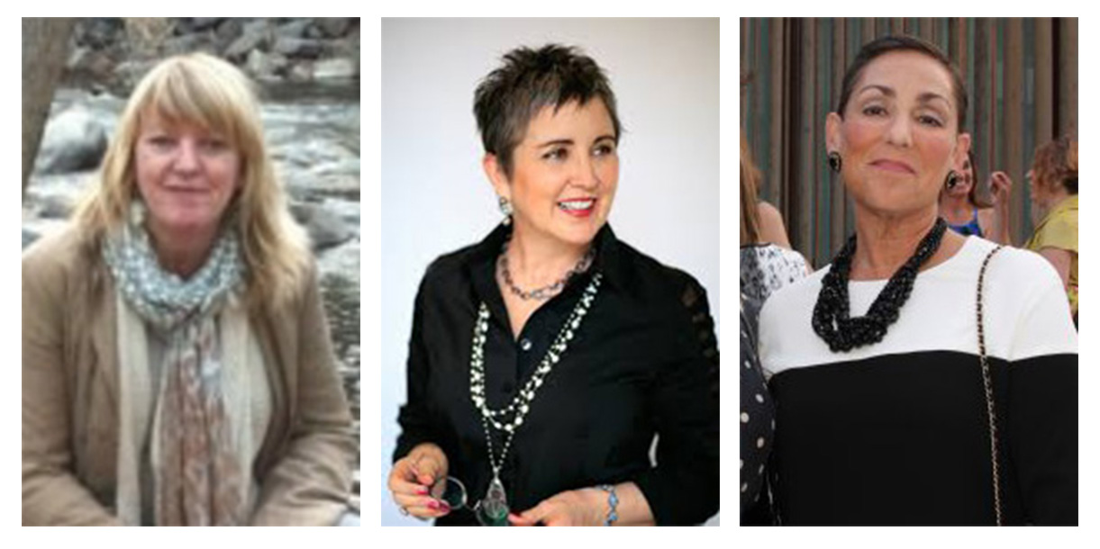 Lori Fowler, Kathleen Bibbins, Merle Freed
