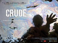 film poster of crude