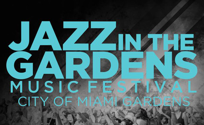 Jazz In The Gardens 2K19