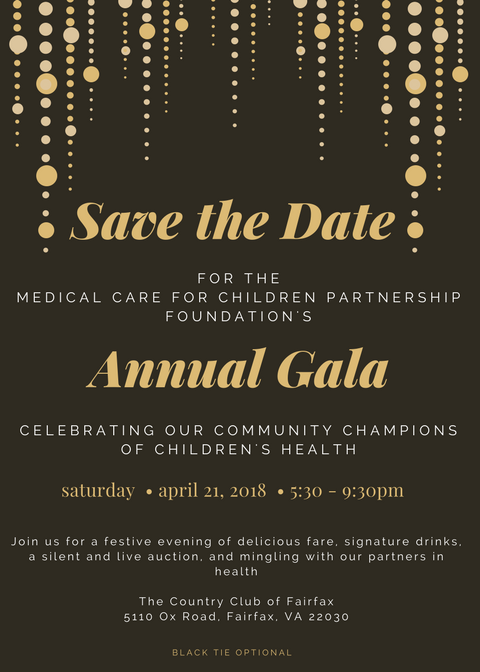 2018 Save the Date