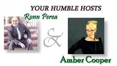 Ronn Perea & Amber Cooper