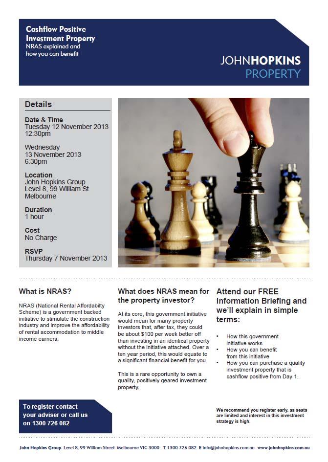 NRAS Invitation November 2013