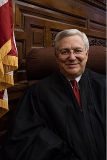 headshot of Judge Richard Gergel