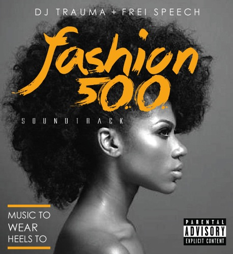 Fashion 500 Soundtrack cover art
