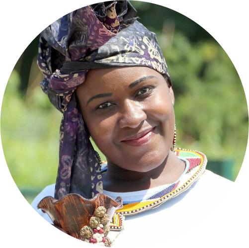 Valentine Nkoyo, Founder and Director, Mojatu Foundation