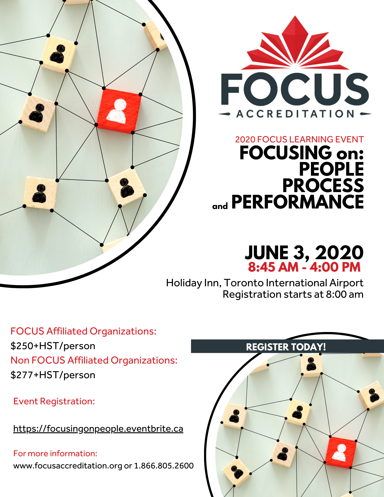 FOCUS Learning Event