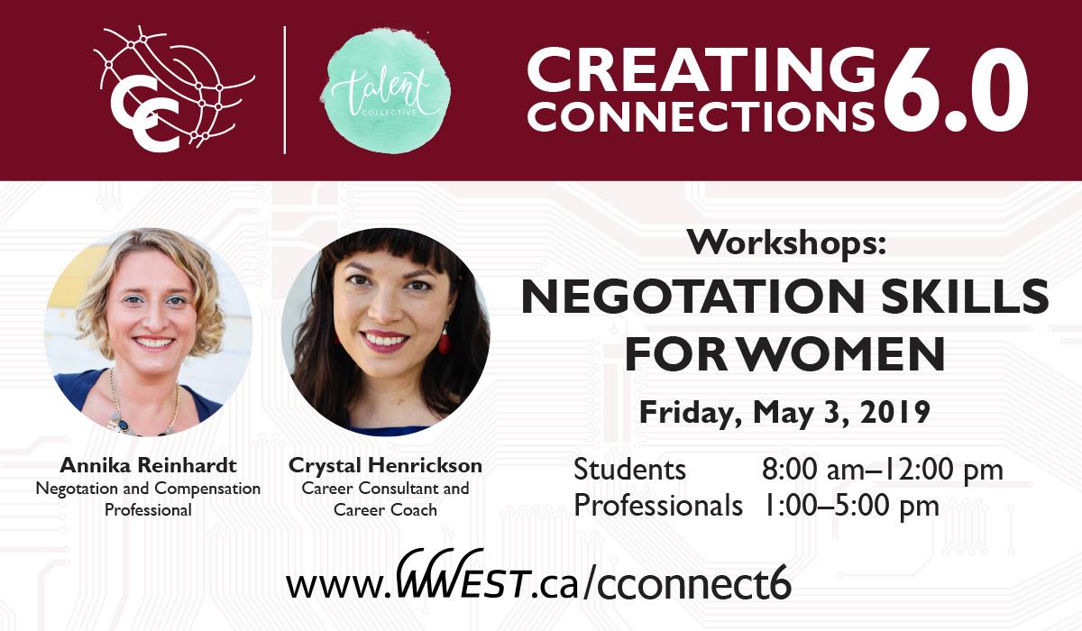 Negotiation Workshop: Friday, May 3