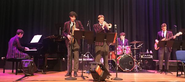 The Barker College Senior Jazz Ensemble