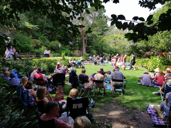 Lisgar Live - Musical at Lisgar Gardens