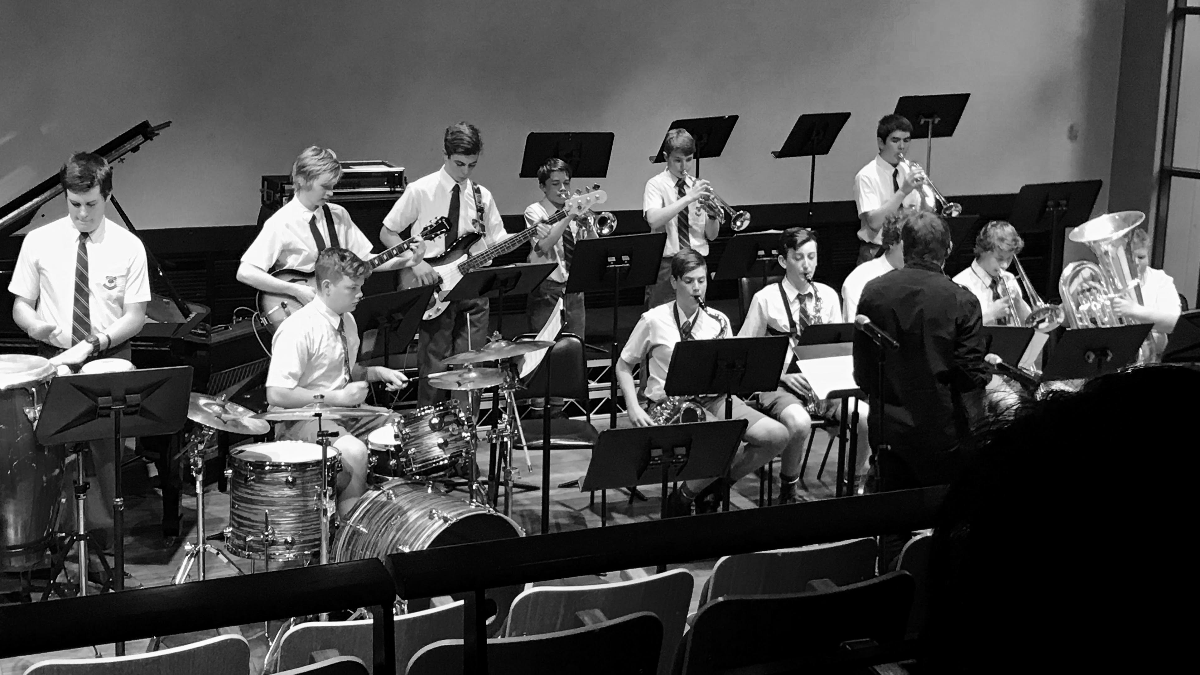Asquith Boys Senior Stage Band