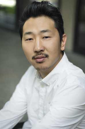 headshot of Andrew Ahn, photo by Mitch Dao