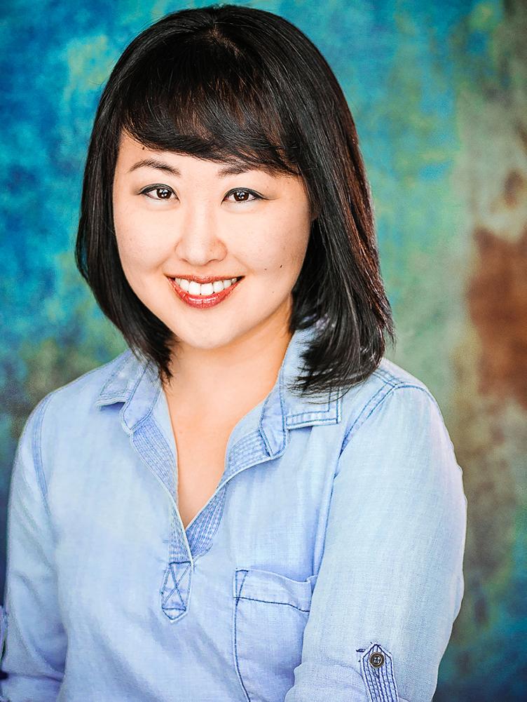 portrait of Julia Cho by Toshikophoto