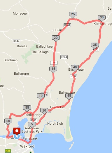 Viking Sportif 60km Route