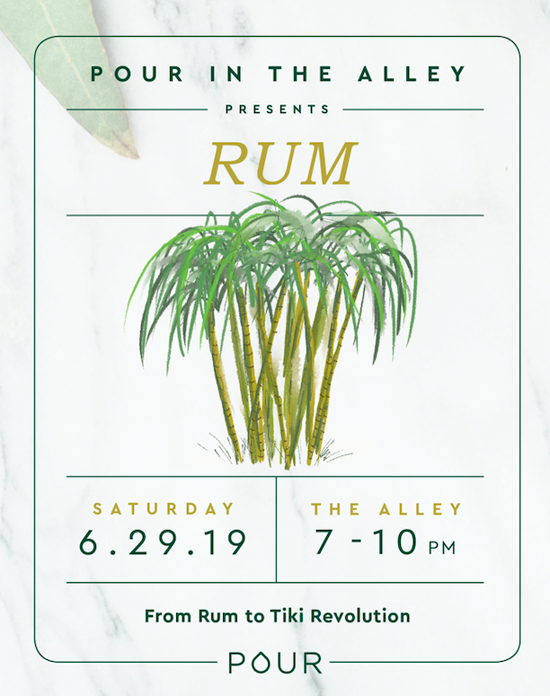 Rum in the Alley