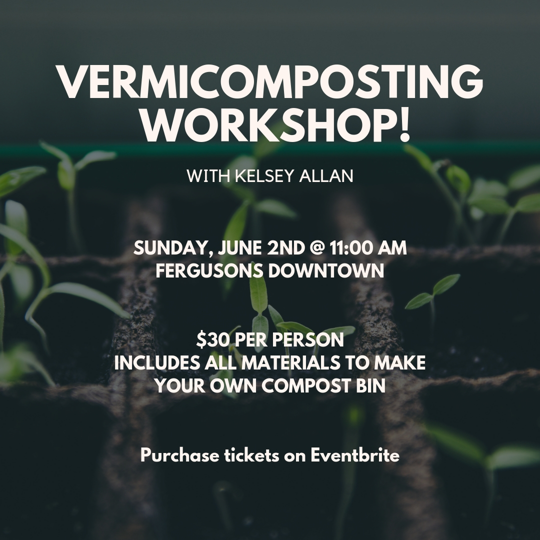 Vermicomposting Workshop