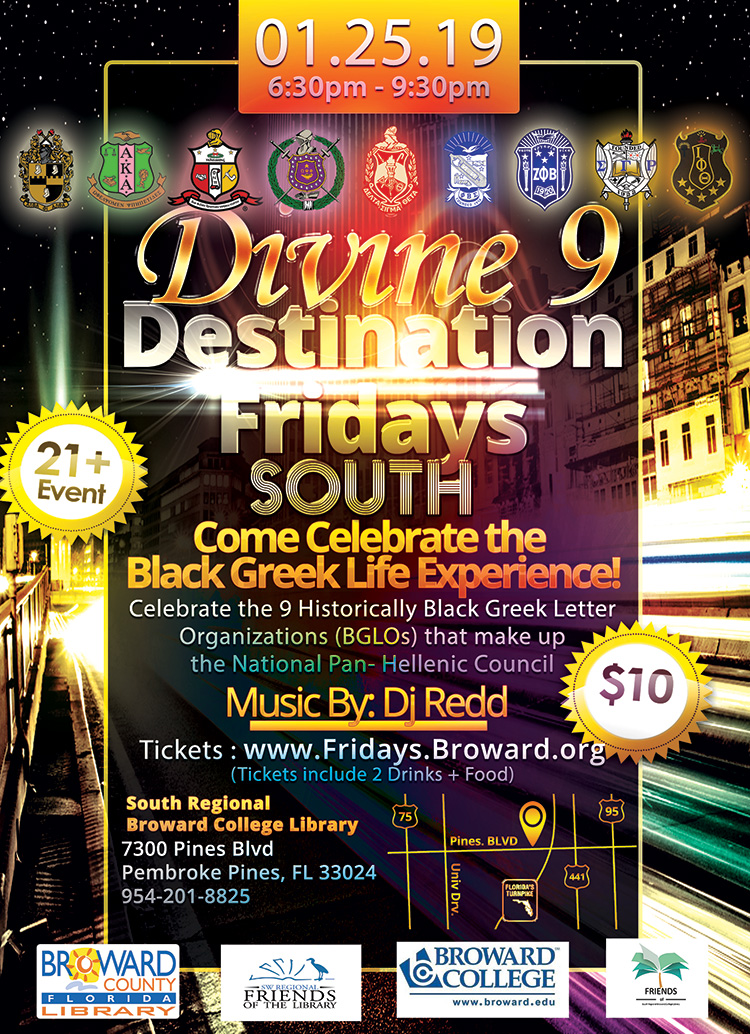 Destination Fridays South