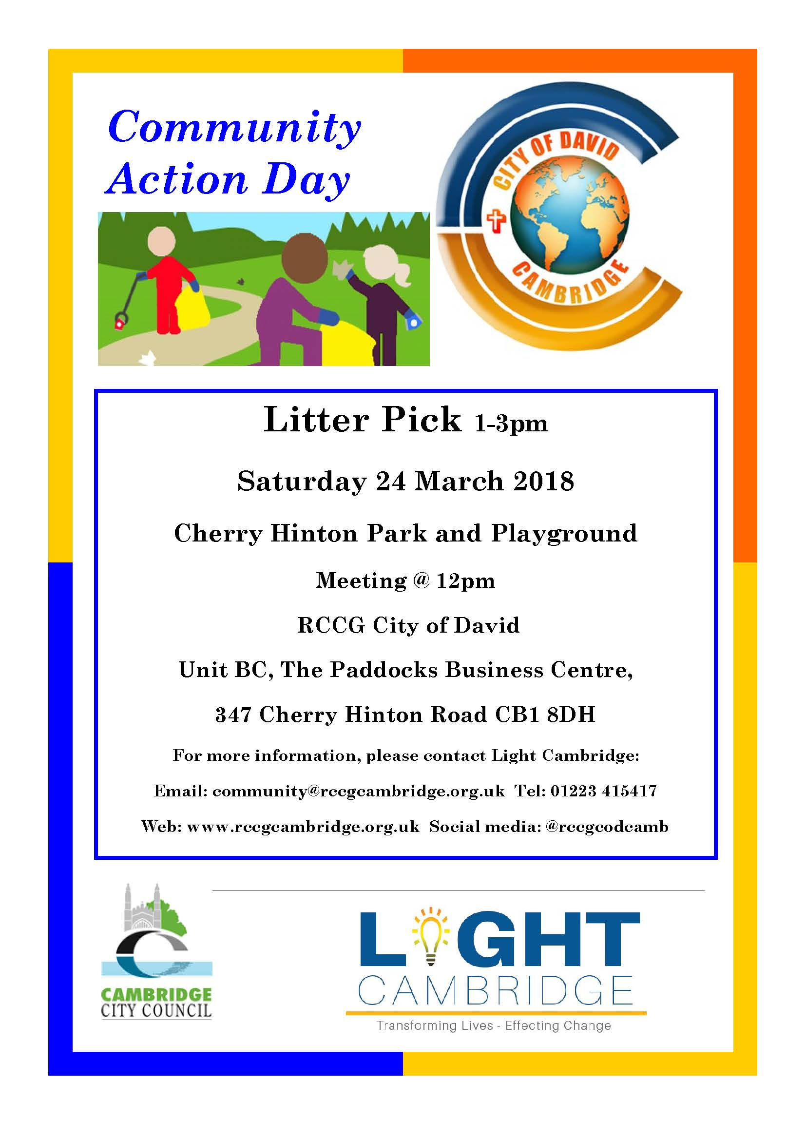 Community Action Day