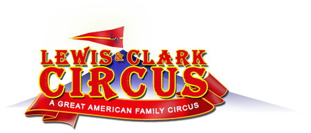 Lewis & Clark Circus Logo