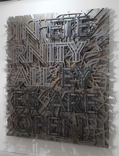 In Eternity, Mark Titchner WEB