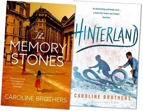 Caroline Brothers novels