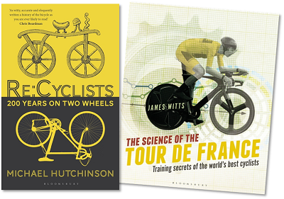 Cycling history with Michael Hutchinson and James Witts