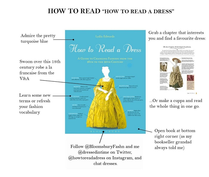 How to Read a Dress w. Lydia Edwards and Barbara Brownie