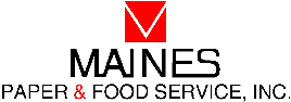 Logo for Maines Paper & Food Services