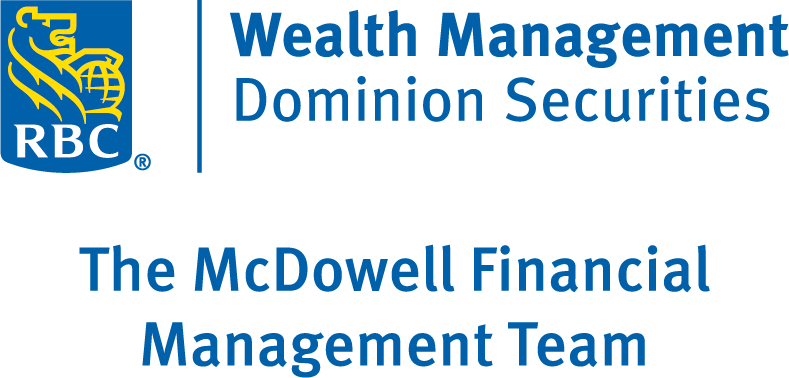 Logo for The McDowell Financial Management Team - RBC Wealth Management Dominion Securities