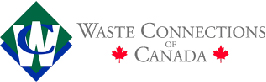 Logo for Waste Connections of Canada