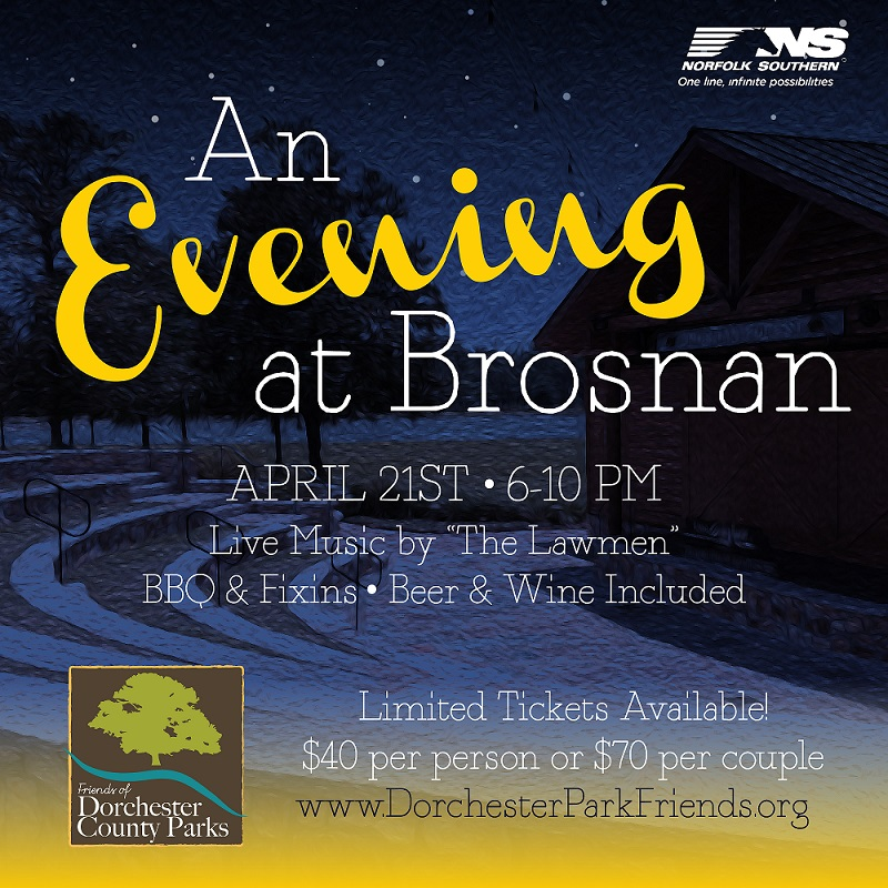 Evening at Brosnan Marketing Piece