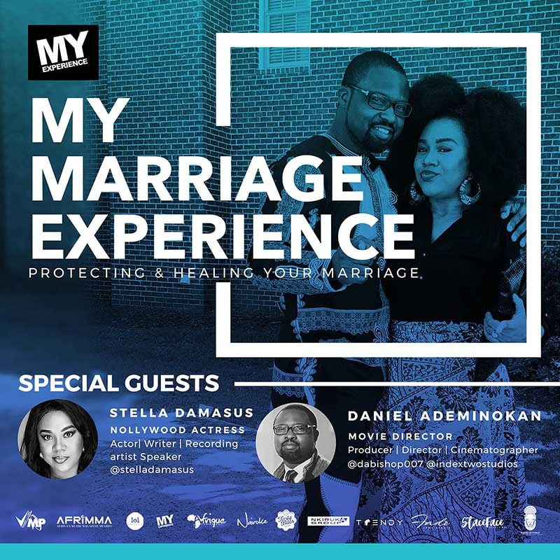 MY Marriage Experience Flyer