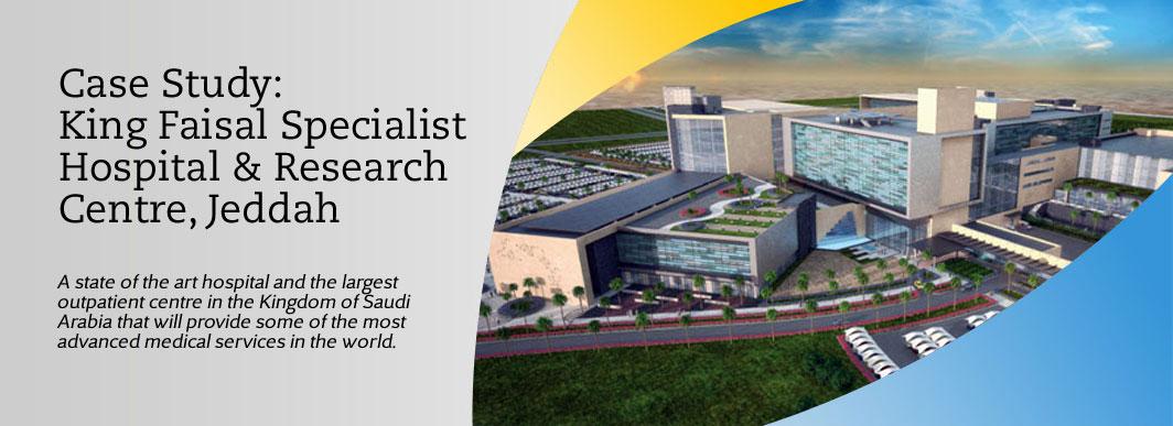 King Faisal Specialist Hospital, Jeddah