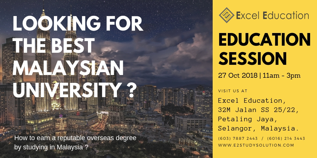 Why you should study in Singapore?