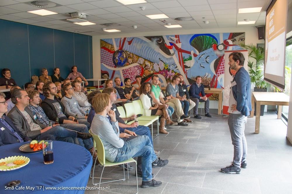 SmB Cafe | BioPartner Leiden