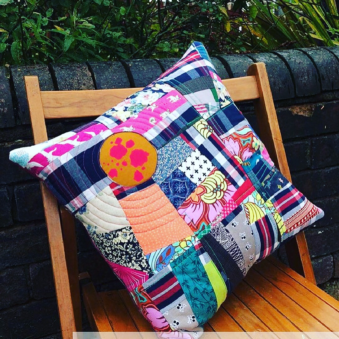 Chris English Cushion
