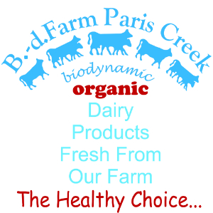 B.-D Farms logo