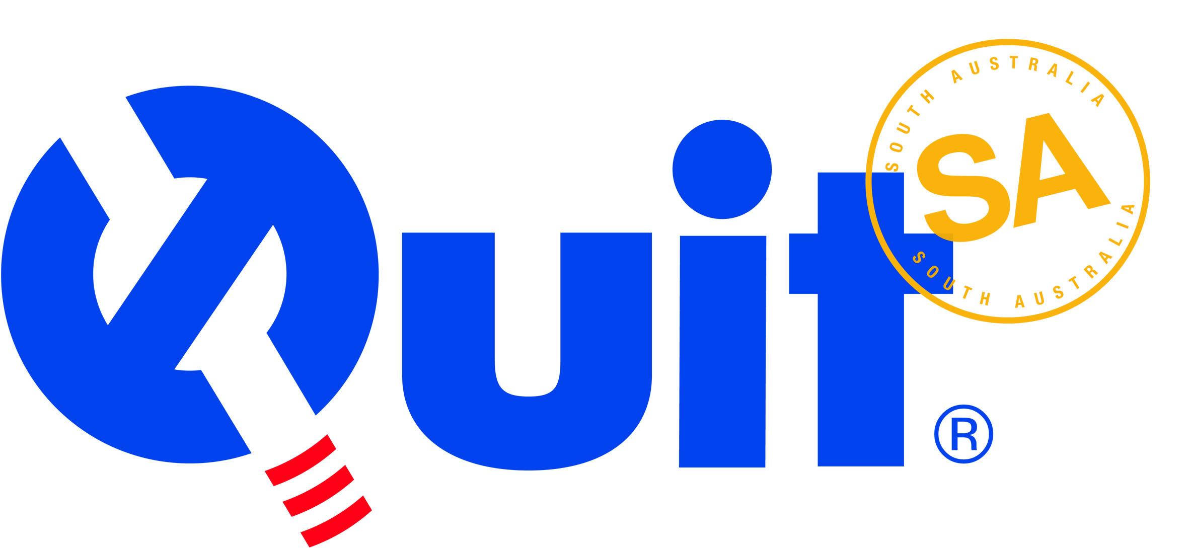 QUIT SA logo