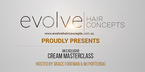 Contemporary Colour Creations | An Evolve Hair Concepts Masterclass | ORANGE @ Your Place Or Mine | Orange | New South Wales | Australia
