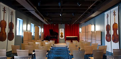 CHV Recital Hall