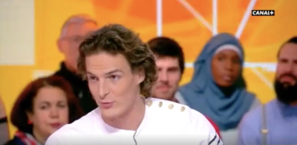 paul de st sernin humoriste canal+ chronique blague spectacle comédie club jamel gad
