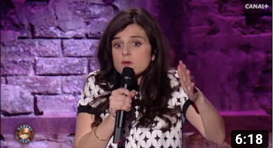 laura domenge jamel comdei club humour humoriste spectacle blague stand up comedie