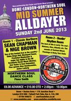 SOULNITES DOME MID SUMMER ALLDAYER LONDON